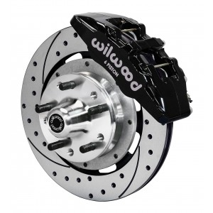 Wilwood Complete Dynapro/Dynalite Brake System for 1967-1973 Mustang & Cougar