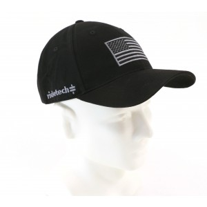 RideTech SUPPORT OUR TROOPS Hat - Black/grey