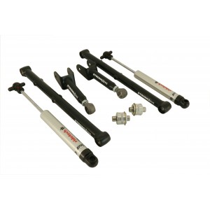 TruLink Rear Suspension System for 78-88 GM G-Body