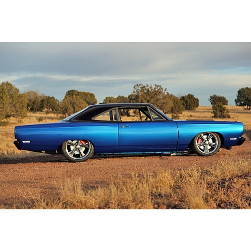 "Air Suspension System for 68-70 Mopar ""B"" Body"