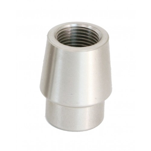 """Threaded Bar End 3/4""""-16 Right Hand - Stainless"""