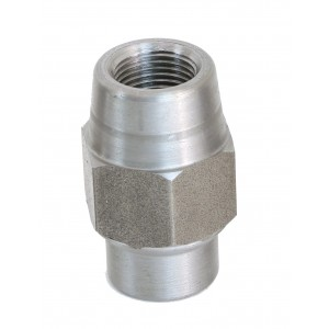 "Threaded Bar End 3/4""-16 Left Hand"