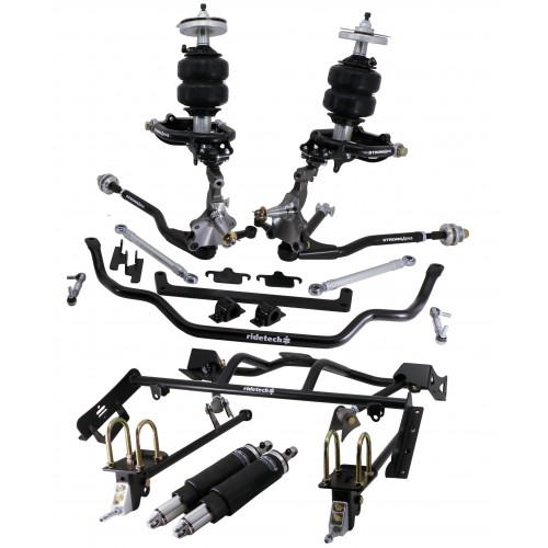 Air Suspension System for 1964-1966 Mustang
