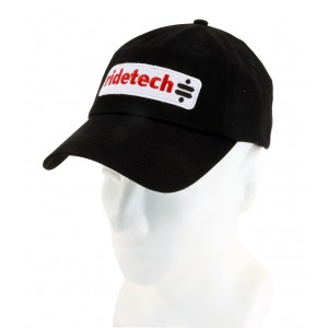 RideTech Adjustable Patch Hat - Black
