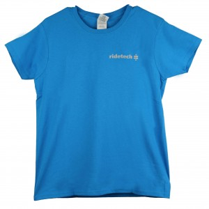 Blue Ladies Tee