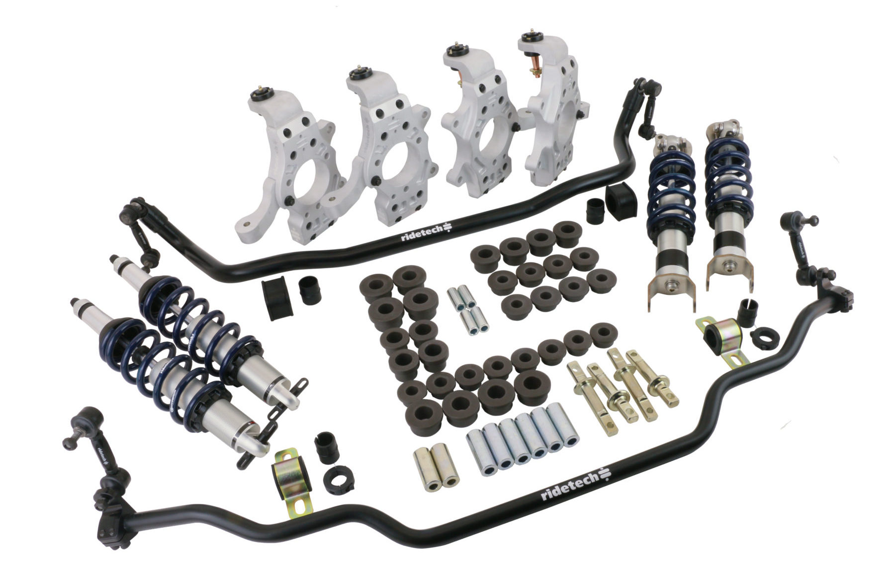 Corvete Track Suspension System