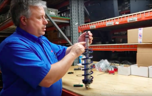 Coilover Assembly