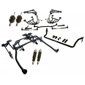 Air Suspension System for 1970-1981 Camaro & Firebird