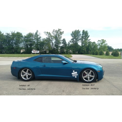 2010-2015 Camaro Air Suspension - HQ Series | Gen 5