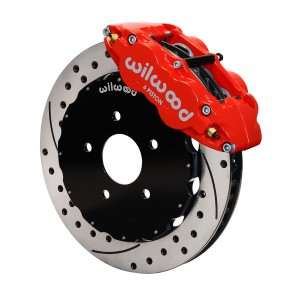 Wilwood Front Superlite 6R Brake System for 1997-2013 Corvette