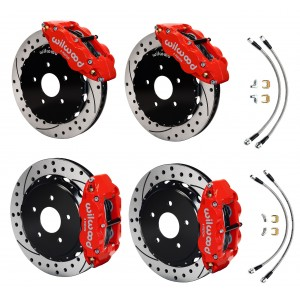 Wilwood Complete Superlite Brake System for 1997-2013 Corvette