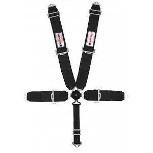Ridetech 5-Point Harness - Clip In