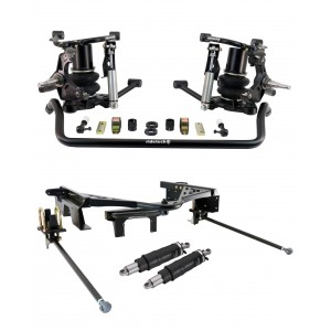 Air Suspension System - 1988-1998 Chevy/GMC C1500 Truck - 2WD