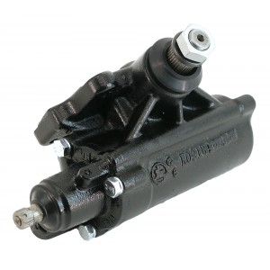 Borgeson 1967-1987 C10 Street & Performance Quick Ratio Power Steering Box, 12.7:1 Ratio