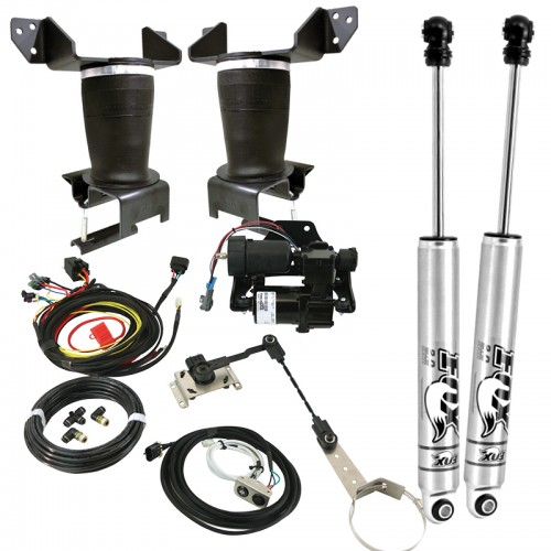 LevelTow Kit for 1999-2006, 2007 Classic Silverado and Sierra C1500 2WD
