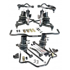 Air Suspension System for 1959-1964 Impala