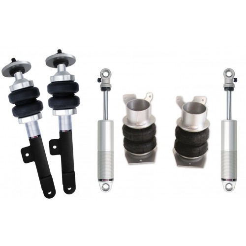 Air Suspension System for 05-19 Charger, Challenger, 300C & Magnum