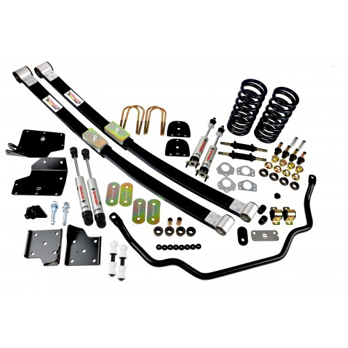1964-1966 Mustang StreetGRIP Suspension System