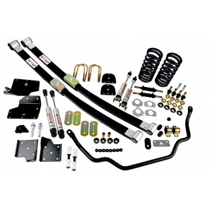 1967-1970 Mustang StreetGRIP Suspension System
