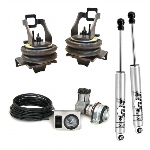 LevelTow for 2011-2016 F250, F350 2WD (Gas or Diesel)
