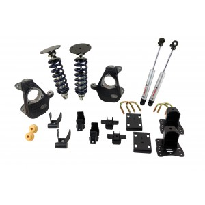 2007-2013 Silverado - Sierra 1500 StreetGrip 4/6.5 Drop Suspension - 2WD