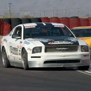 Late Model Muscle Cars