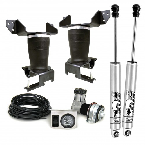LevelTow System for1999-2006, 2007 Classic Silverado and Sierra K1500 4WD