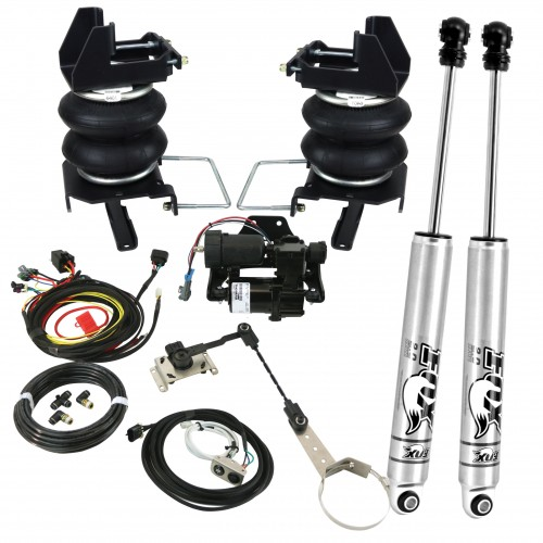 LevelTow System for 2011-2020  Silverado and Sierra 2500HD, 3500HD 2WD and 4WD