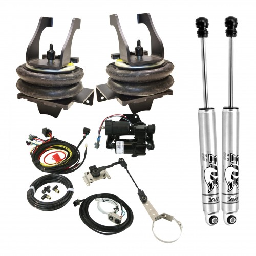 LevelTow Kit for 2006-2008 Ram 1500 Mega Cab 4WD, 2003-2013 Ram 2500, 2003-2012 3500 2WD and 4WD (except PowerWagon)