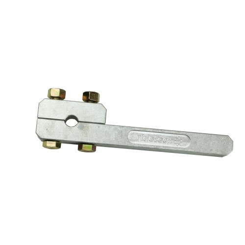 "Aluminum Clamp for 5/8"" Shock Shaft"