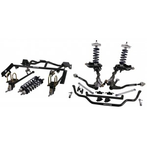 CoilOver System for 1964-1966 Mustang