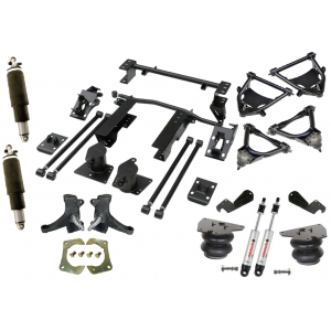 Air Suspension System for 1973-1987 C10